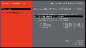 نصب kerio control بر روی vps