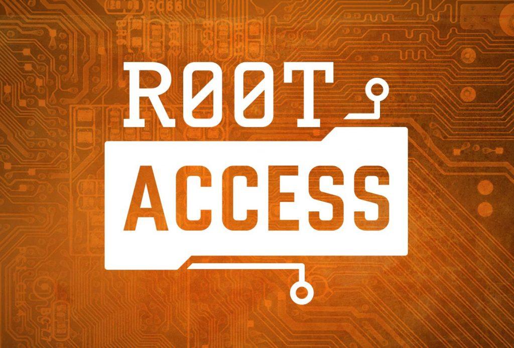 دسترسی root در ubuntu