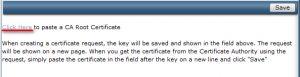 مرحله هفتم نصب گواهینامه SSL بر روی دایرکت ادمین