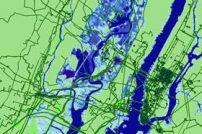 افزایش سطح آب دریا و خطر نابودی اینترنت