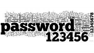 اشتباهات رایج در انتخاب رمز عبور
