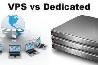تفاوت سرور مجازی و سرور اختصاصی