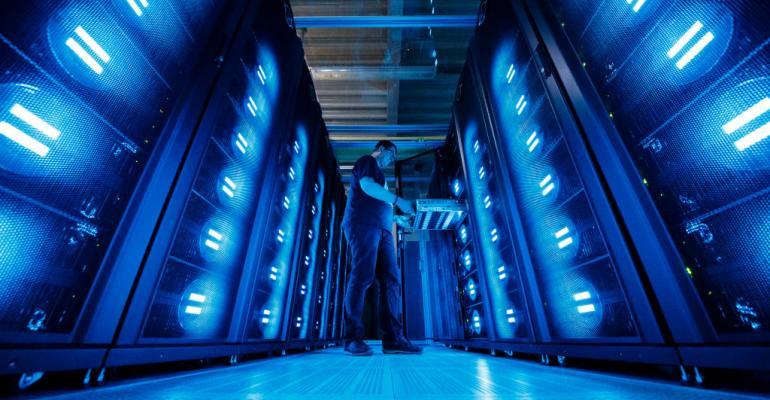 استفاده از سوپرکامپیوترها جهت افزایش امنیت شبکه