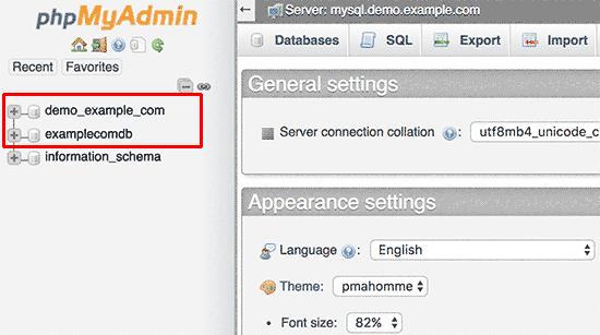 مراحل بازیابی رمزعبور وردپرس به وسیله phpMyAdmin