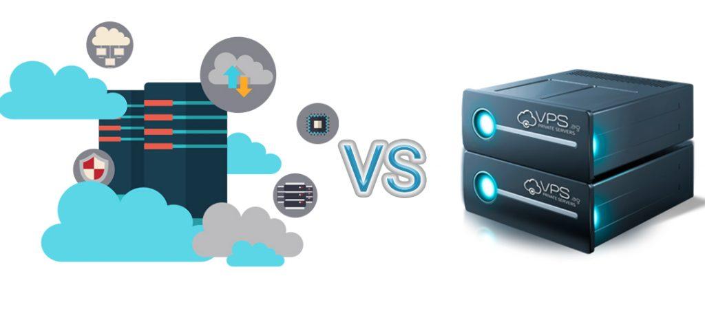 تفاوت سرور ابری و سرور مجازی