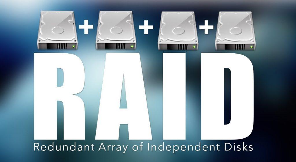 آشنایی با تکنولوژی RAID