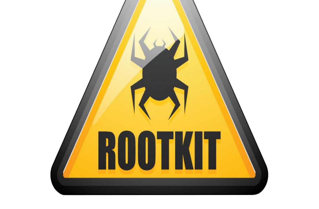 اسکنر rootkit نصب کنید