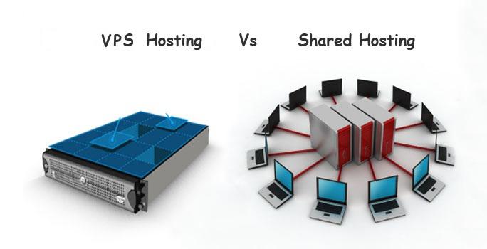 7 تفاوت عمده میان هاست اشتراکی و سرور مجازی