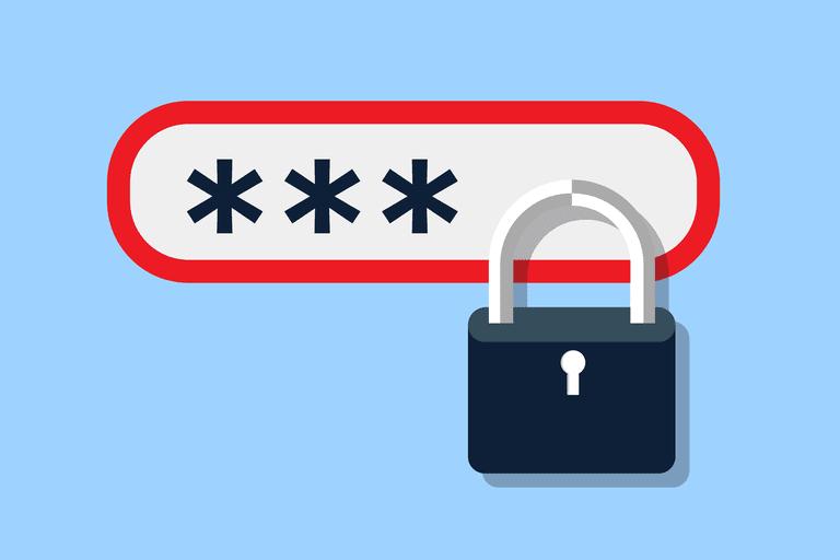 انتخاب رمز عبور در سرور مجازی