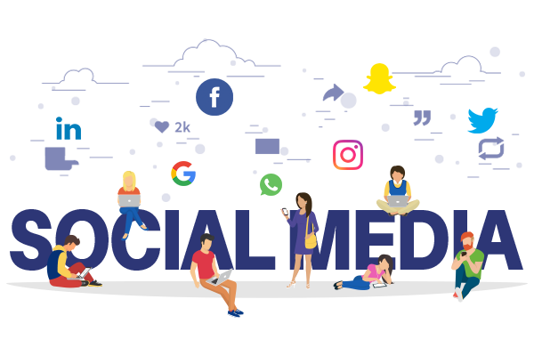 16. شبکههای اجتماعی خود را ثبت کنید
