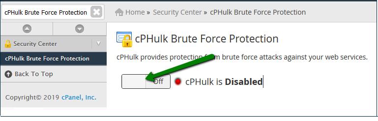 نحوه فعال کردن cPHulk