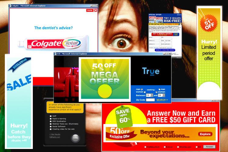 جداسازی تبلیغات اینترنتی از محتوا توسط موزیلا