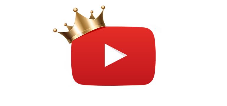 یوتیوب همچنان محبوب ترین اپلیکیشن موبایل