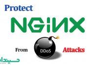 چگونه از وب سرور Nginx در مقابل حملات DDoS محافظت کنیم؟
