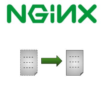 تغییر دادن پارامترهای Nginx