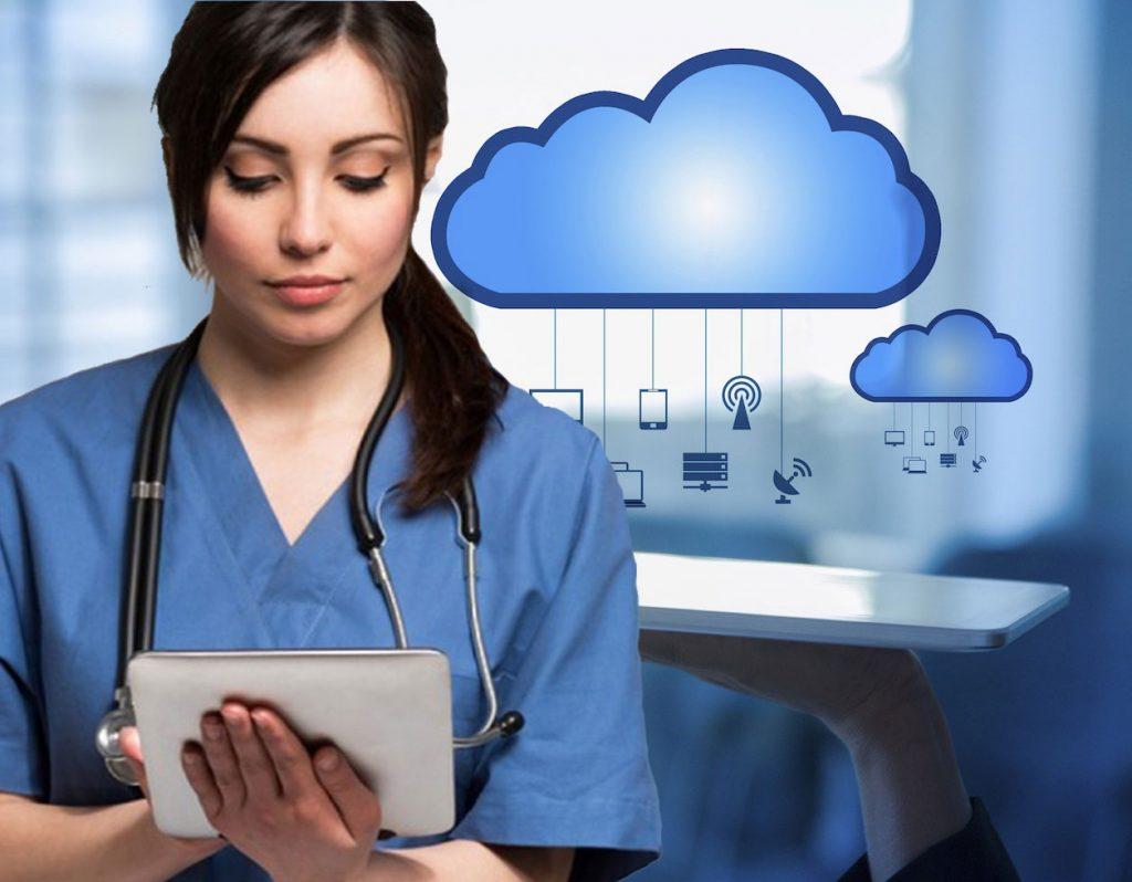 نقش رایانش ابری در صنعت بهداشت و درمان