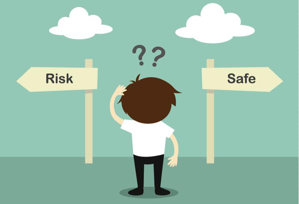مزایای ریسک پذیری کارآفرین