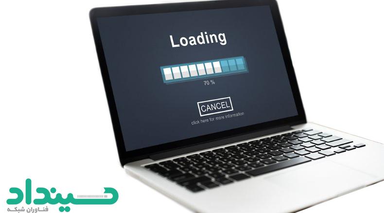 توزیع سرعت بارگذاری در یک وب سایت PHP + MYSQL