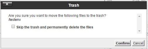 فایل منیجر در cPanel