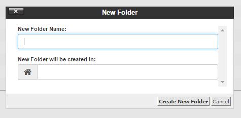 انتقال فایل توسط فایل منیجر در cPanel