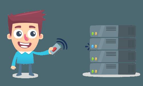 مدیریت سرور مجازی