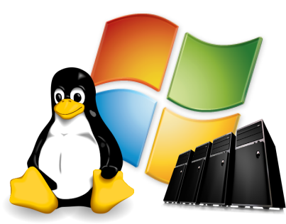 تفاوت سرور مجازی ویندوز و لینوکس