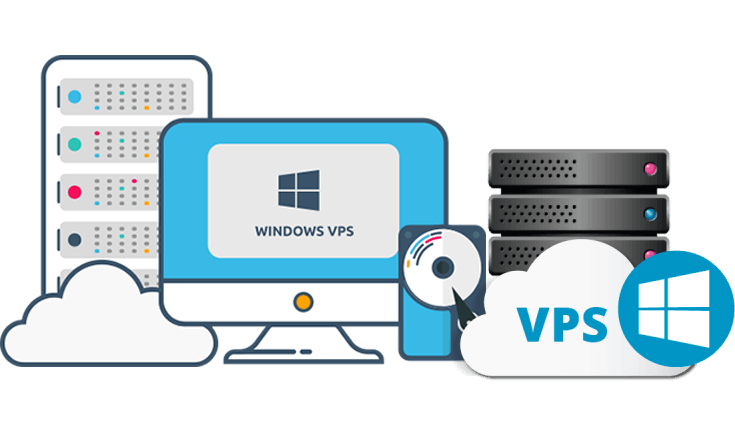 کاربرد سرور مجازی ویندوز