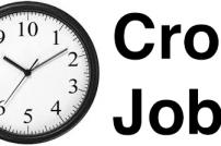 آموزش تنظیم cron job در سی پنل