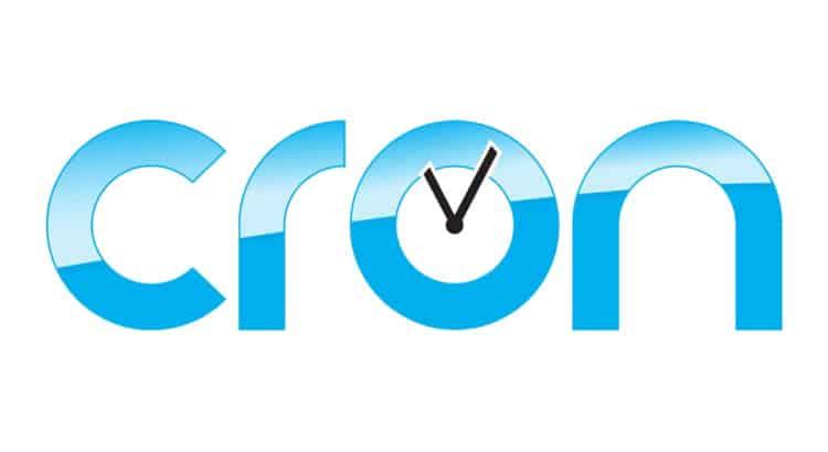 فعال کردن تنظیم cron job