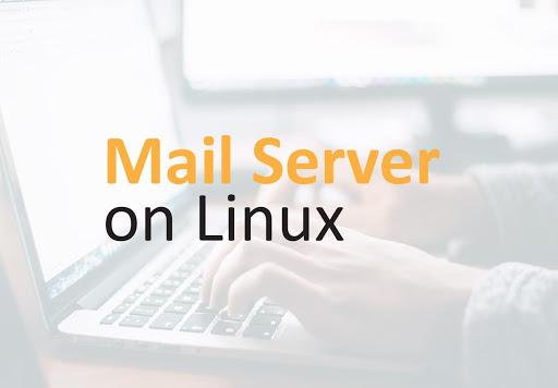 راه اندازی میل سرور لینوکس