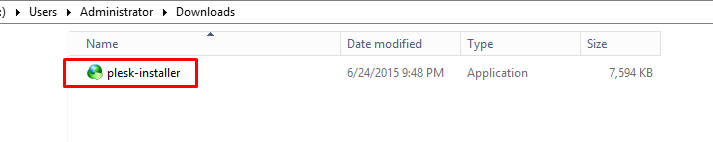راهنمای نصب Plesk در ویندوز سرور