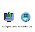 نحوه تغییر رمز سرور مجازی ویندوز برای Administrator