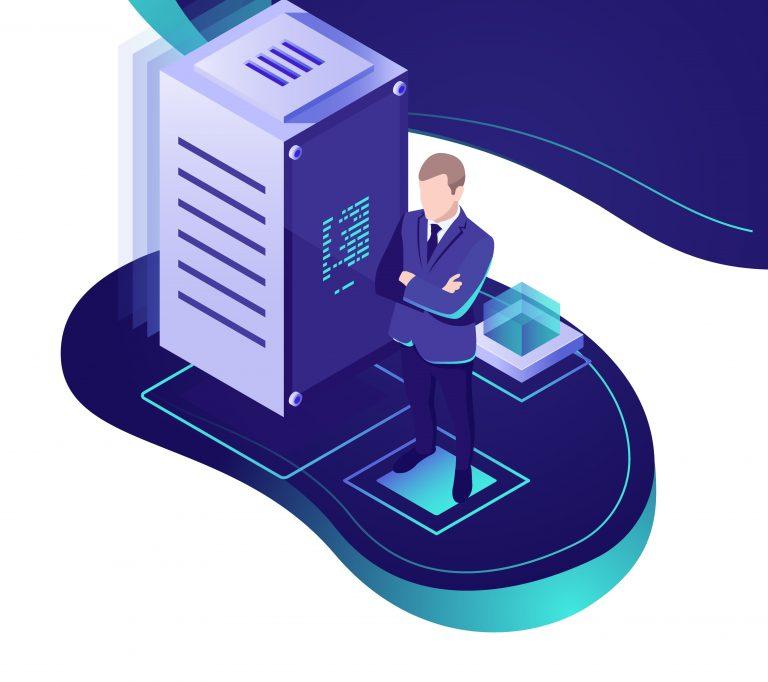 راهکارهای افزایش امنیت اتاق سرور